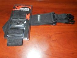 DiMarzio ClipLock DD2200 Strap - Black Cotton
