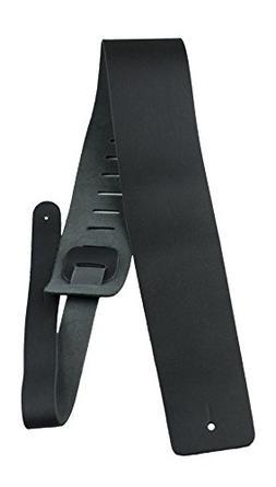 Perris Leathers B35-178 3.5-Inch Black Plain Leather Adjusta