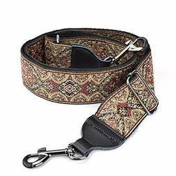 CLOUDMUSIC Banjo Strap Guitar Strap For Handbag Purse Jacqua