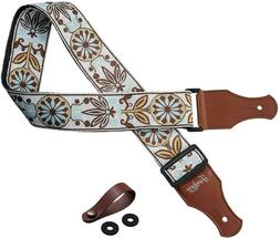 TIMBREGEAR extreme comfort acoustic guitar strap electric gu