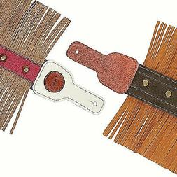"Mugig Guitar strap 3"" wide double thicker real leather guita"