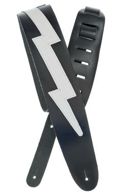 Planet Waves Icon Collection Guitar Strap, Lightning
