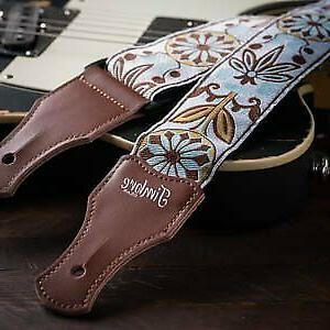 TIMBREGEAR acoustic guitar strap