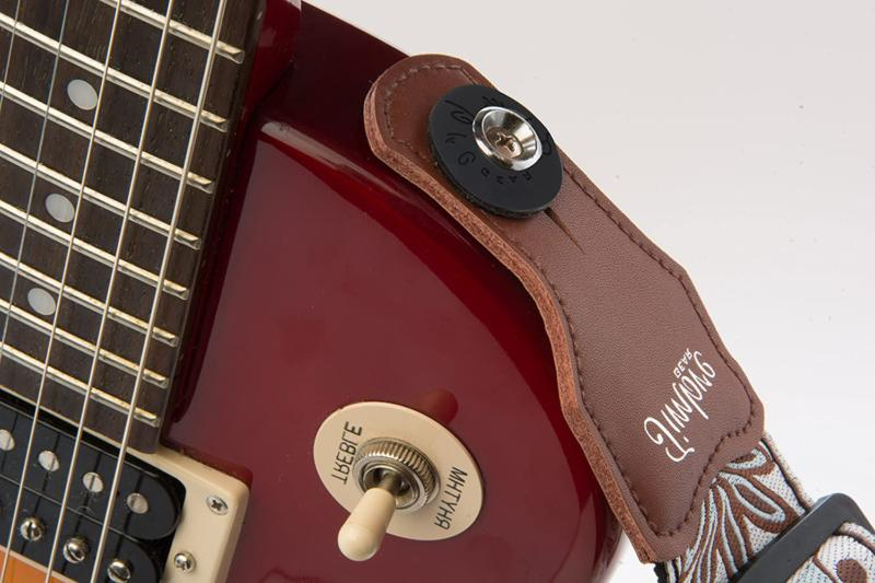 TIMBREGEAR extreme guitar strap -