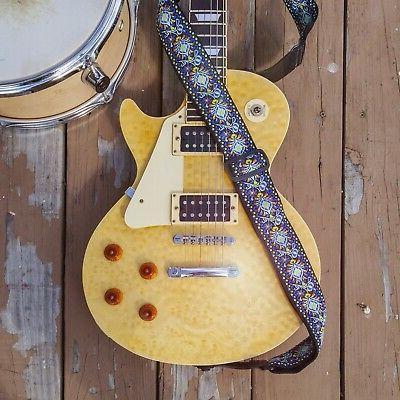 KLIQ Strap for Electric Guitars   Jacq...