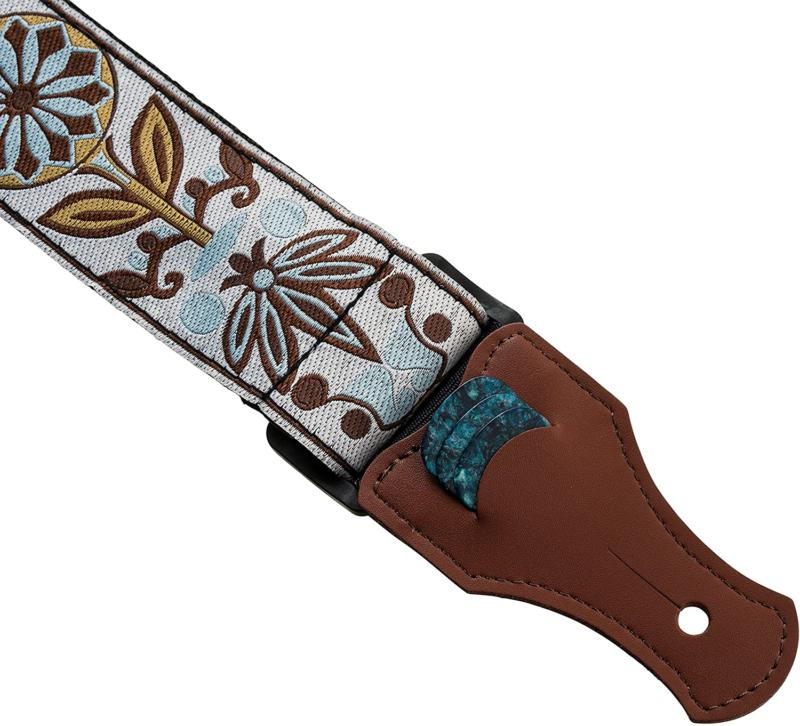 TIMBREGEAR extreme acoustic guitar strap -