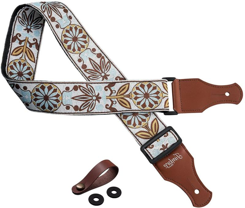 timbregear extreme comfort acoustic guitar strap electric
