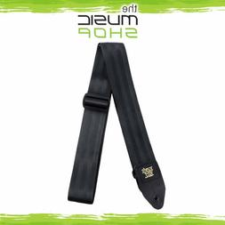 Ernie Ball Seatbelt Webbing Guitar Strap - 4139, Length Adju