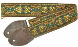 Souldier Custom GS0251NM05WB Acoustic Guitar Strap,Bravehear